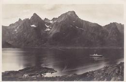 Norge, Norway, Noorwegen, Raftsund (pk33311) - Norvège