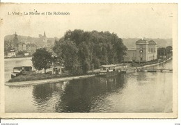 Visé La Meuse Et L'ile Robinson - Visé