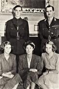 Militaria WW2 - La Grande-duchesse Charlotte Du Luxembourg Et Sa Famille En Exil à Londres En 1940 - 1939-45