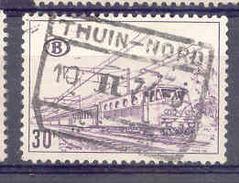 K270  België  Spoorweg  Chemin De Fer THUIN - NORD - Chemins De Fer