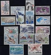 O0043 Terres Australes Et Antarctiques Francaises, Small Lot Of MNH Stamps