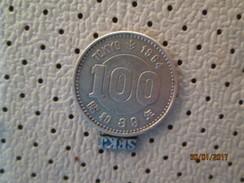 JAPAN 100 Yen 1964  # 3 - Japan