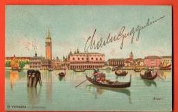 IAB-21 Venezia Venice  Litho. Pionier. Viagiatta Verso Francia - Venezia (Venice)