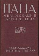 ITALIA PARTE 3 - A Cura Del T.C.I. - Edizione 1940 (251110) - Carte Topografiche