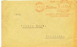 """BuM (IMG0883) - Böhmen Und Mähren (1942) Deustsch Brod 2 - Nemecky Brod 2: """"Sativa"""", Potato Growers Cooperative - Landwirtschaft"""