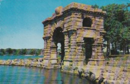 New York Thousand Islands Boldt Castle's Arch Of Honor 1959