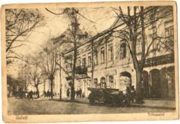 Galati - Tribunalul - & Old Cars - Rumania