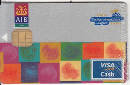 IRELAND - AIB Bank Visa, Mint - Tarjetas De Crédito (caducidad Min 10 Años)