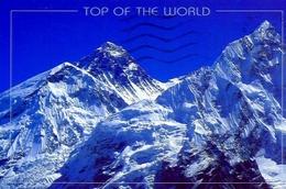 Nepal - Top Of The World - Formato Grande Viaggiata - E - Nepal