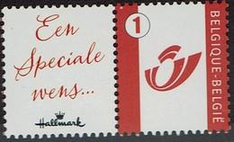 Belgie - 3700** - Hallmark - Een Speciale Wens - België