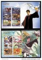 Taiwan 2004 1st Harry Potter Stamps S/s- Prisoner Of Azkaban Owl Cinema Bird