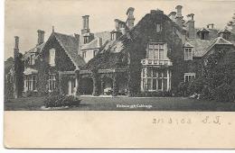 CPA Précurseur  - ENGLAND -  DEVON - Milton Abot - End Sleigh Cottage  -   1903 . - England
