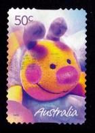 Australia 2005 Marking The Occasion 50c Teddy Self-adhesive Used - Gebraucht