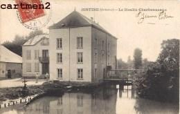 JUSTINE LE MOULIN CHARBONNEAUX 08 ARDENNES - Francia