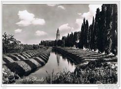 AQUILEIA:  VIA  FLUVIALE  -  CENNO  DI  PIEGA  -  FOTO  -  FG - Udine