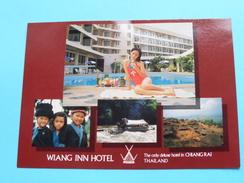 WIANG INN Hotel CHIANG RAI () Anno 19?? ( Zie Foto Voor Details ) !! - Thaïlande