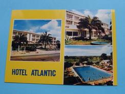 Hotel ATLANTIC Pointe Noire ( Iris ) Anno 19?? ( Zie Foto Voor Details ) !! - Pointe-Noire