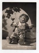 MECKI - Ohne Wein Und Liebe Ist Das Leben Trube - Viaggiata Nel 1955 - (FDC3155) - Cartolina Nr. 8 - Mecki