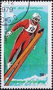 Togo 1979 - Lake Placid Olympics : Ski Jump ( Mi 1381 - YT 973 )