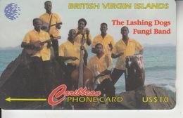 ILES VIERGES - BRITISH VIRGIN ISLAND