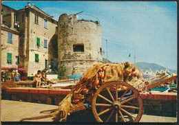 °°° 362 - LAIGUEGLIA - TORRE SARACENA (SV) 1975 °°° - Italy