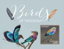 Tanzania-2015-Birds - Tanzania (1964-...)