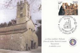 2000 ROCCAVIVARA SANTA MARIA DI CANNETO - Eglises Et Cathédrales