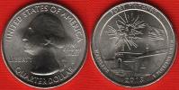 """USA Quarter (1/4 Dollar) 2013 D Mint """"Fort McHenry"""" UNC - Émissions Fédérales"""