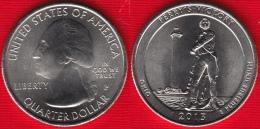 "USA Quarter (1/4 Dollar) 2013 P Mint ""Perry's Victory"" UNC - Émissions Fédérales"