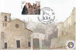 2000 VENAFRO LA CATTEDRALE - Eglises Et Cathédrales