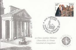 2000 CAMPOBASSO CATTEDRALE DI CAMPOBASSO - Eglises Et Cathédrales