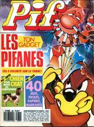 Pif Gadget N°989 De Mars 1988 - Pif Gadget