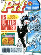 """Pif Gadget N°990 De Mars 1988 Avec En BD """"le Film: Rahan, Le Clan Du Lac Maudit"""" - Pif Gadget"""