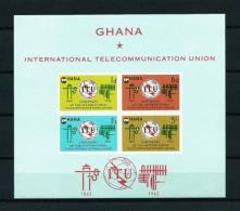 Ghana  Nº Yvert  HB-17  En Nuevo - Ghana (1957-...)