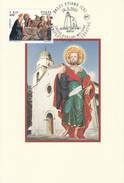2001 BOIANO CATTEDRALE S. BARTOLOMEO APOSTOLO - Eglises Et Cathédrales