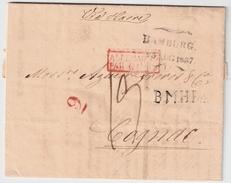 Hamburg, 1837, Feuser € 200.-   , #7228 - Hamburg