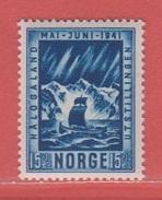 1941 ** (sans Charn., MNH, Postfrisch)   Yv  207        Mi  231        NHK  254