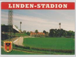 AK -Burgenland -  Eisenstadt - Altes Linden Stadion - Fussball