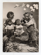 MECKI - Bitte Recht Freundlich ! - Viaggiata Nel 1955 - (FDC3160) - Cartolina Nr. 21 - Mecki