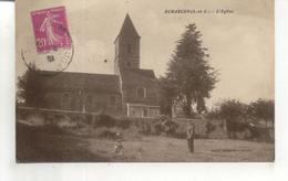 Echarcon, L'église - France