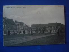 HERCK-LA-VILLE : La Place En 1913 - Herk-de-Stad