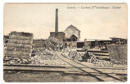 LESSINES - Carrières Deltenre-Brasse - Chantier - Ed. Vve E. Van Crompnout, Lessines - Lessines