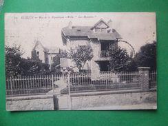 Cpa Ecouen 95 Villa Les Myosotis - Ecouen