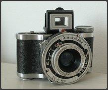 Appareil Lumière Eljy Miniature Sur Pellicule De Type 35mm - FRANCE - Années 50 - Appareils Photo