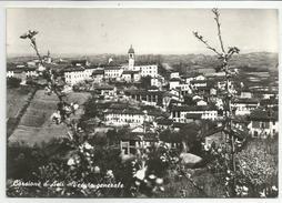 ASTI (048) - CORSIONE D'ASTI Veduta Generale - FG/Vg 1979 (spedita, Con Firma, Dal Parroco) - Asti