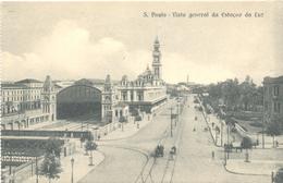 Sao Paulo, Vista General De Estacao Da Luz - São Paulo