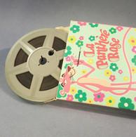 ~ FILM LA PANTHERE ROSE PINK PANTHER - Cinéma Jouet Ancien Projecteur Projection - Bobines De Films: 35mm - 16mm - 9,5+8+S8mm