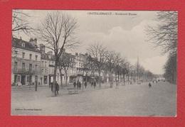 Chatellerault  --  Boulevard Blossac - Chatellerault