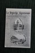 ALGER - La Dépêche Algérienne. - Alger