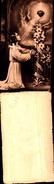 4830a) Immaggine Col Sacro Cuore Di Gesù. - Jesus